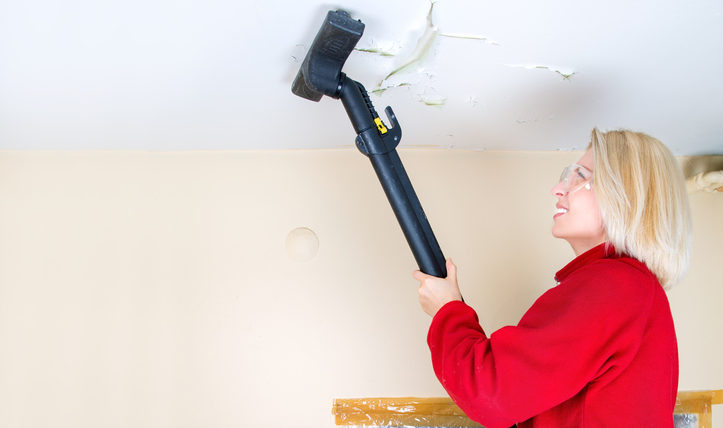 Why Does Mold on Your Ceiling = the Need for Roof Repair?